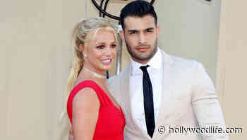 Britney Spears Takes A Sexy Bubble Bath After Pranking BF Sam Asghari In New Videos - HollywoodLife