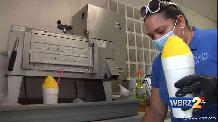Some small businesses impacted by pandemic reimbursed for COVID-related expenses