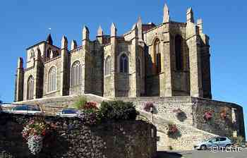 Visite de l'église Collégiale de Saint-Symphorien-sur-Coise - RCF