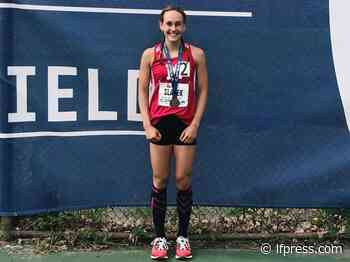 Medway runner Clarissa Sladek awarded $5000 Maxwell scholarship - London Free Press (Blogs)