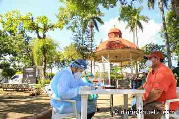Ministerio de Salud realiza pruebas gratuitas de covid-19 en Santa Ana - Diario La Huella