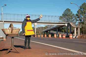 Los últimos chiperos de Santa Ana resisten al avance de la autovía - EL TERRITORIO