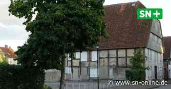 Stadthagen: 382 Jahre altes Haus in Klosterstraße bleibt erhalten - Schaumburger Nachrichten