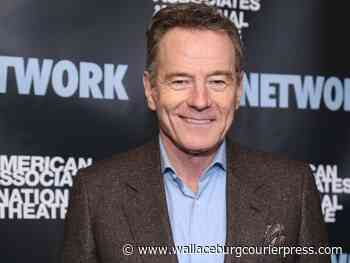 Bryan Cranston had 'very mild' battle with COVID-19 - Wallaceburg Courier Press