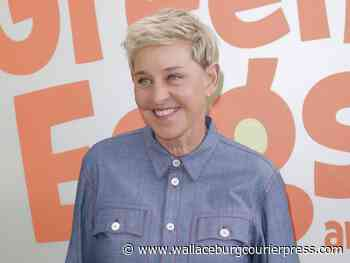 Australian TV executive details bizarre demands from Ellen DeGeneres' staff - Wallaceburg Courier Press
