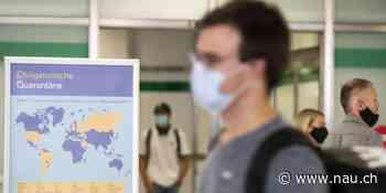 Coronavirus: BAG stockt Personal für Quarantäne-Kontrolle auf - Nau.ch