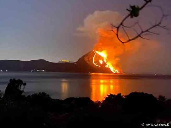 San Vito Lo Capo, incendio nella riserva naturale di Monte Cofano. Il sindaco: «Azione criminale» - Corriere della Sera