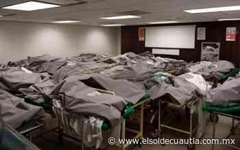 Covid satura las morgues y funerarias de Tamaulipas - El Sol de Cuautla