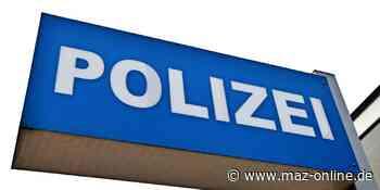 Bad Belzig: Senior belästigt auf offener Straße junge Frau - Märkische Allgemeine Zeitung