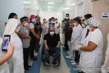 Covid-19 em Caraguatatuba: 51% dos pacientes já saíram da UTI - Jornal Costa Norte