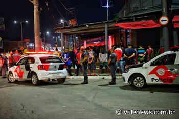 Força-tarefa da Prefeitura de Caraguatatuba, MP e PM reforçam as ações de prevenção no fim de semana - Vale News