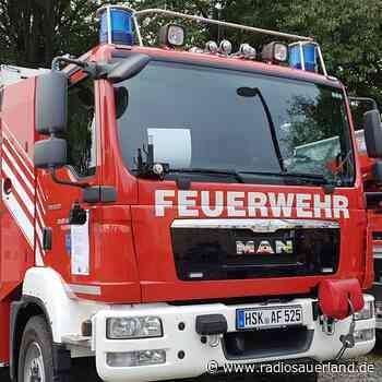 Feuerwehrhäuser für Marsberg und Winterberg - Radio Sauerland