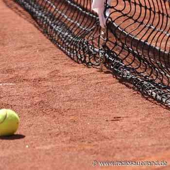 Tennisclub in Winterberg bekommt Geld für Modernisierung - Radio Sauerland