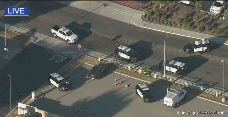 Chino Police Shoot, Kill Man Allegedly Armed With Knife