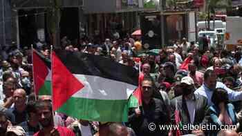 Miles de palestinos protestan en Jericó contra el plan de anexión israelí de Cisjordania - EL BOLETIN.com