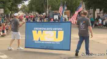 Marathon County Labor Day Parade canceled – WAOW - WAOW