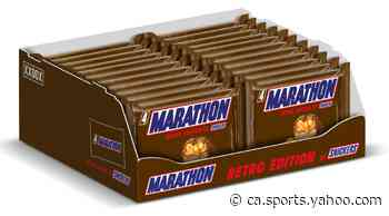 Marathon bars are back! 30 years after being renamed Snickers - Yahoo Canada Sports