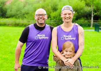 Friends tackling coast to Malton marathon challenge for epilepsy cause - The Scarborough News