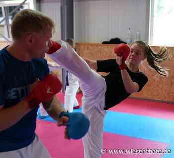 Forchheim: Karate contra Corona - Der Neue Wiesentbote