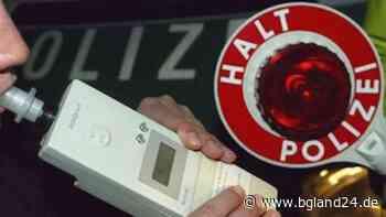 Handy- und Gurtkontrollen bei Freilassing - bgland24.de