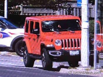 Jeep driver, 32, fatally shot in Markham - Toronto Sun