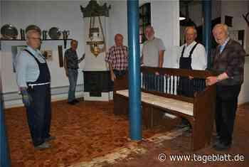 Die Rentnergang im Regionalmuseum - TAGEBLATT: Nachrichten aus Stade, Buxtehude und der Region - Tageblatt-online