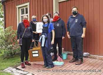 Schiffscrew freut sich über Spenden: Pflückaktion kommt Stader Jugendschiff zugute - Kreiszeitung Wochenblatt