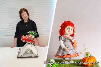 The pastry chef from Novosibirsk made a cake in the form of a girl-Troll for the sake of the British competition - The Global Domains News
