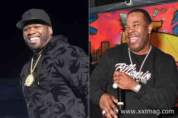 50 Cent and Busta Rhymes Exchange Playful Disses on Instagram - XXL - XXLMAG.COM