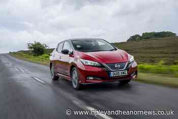 Nissan Leaf e+ review - Ripley and Heanor News