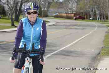 Stratford triathlete Nancy Ripley is an inspiration to those who see her dedication to training - The Journal Pioneer