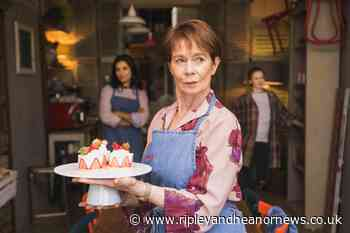 Derbyshire theatre rolls out bakery film Love Sarah starring Celia Imrie - Ripley and Heanor News