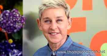 DeGeneres apologizes to show's staff amid workplace inquiry - Thompson Citizen