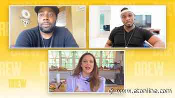 Drew Barrymore, Kenan Thompson and Kel Mitchell Talk Child Stardom - Entertainment Tonight