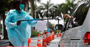 2nd US virus surge hits plateau, but few experts celebrate - Thompson Citizen