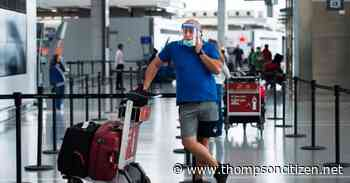 Four major airports begin screening passengers for elevated temperatures - Thompson Citizen