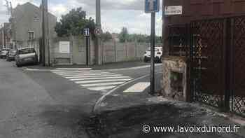 Valenciennes: un feu de voiture se propage à un coffret à gaz, une famille évacuée - La Voix du Nord