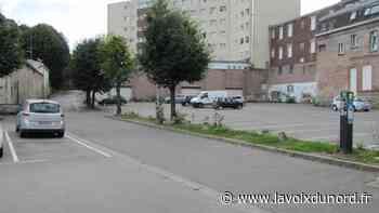 Valenciennes: comment la petite rue Flamme est devenue.... un parking payant - La Voix du Nord