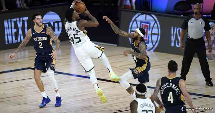 The Triple Team: Donovan Mitchell's late takeover, including final assist to Rudy Gobert, key to comeback win