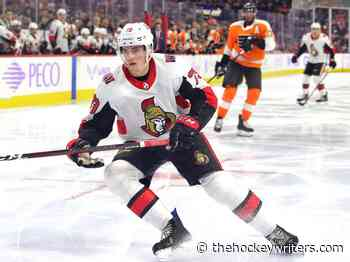 Ottawa Senators' Drake Batherson Ready for 2020-21 Roster Spot - The Hockey Writers