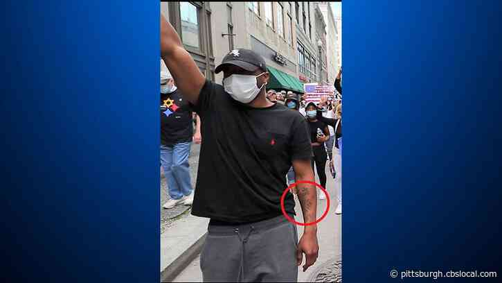 Man Wanted For Multiple Crimes During Downtown Pittsburgh Protest Arrested