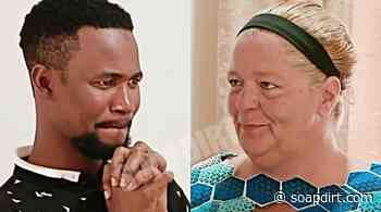 '90 Day Fiance': Usman Umar Running For His Life - Lisa Hamme Still Terrorizing Him - Soap Dirt