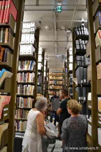 Visite guidée Archives départementales des Hautes-Pyrénées samedi 19 septembre 2020 - Unidivers