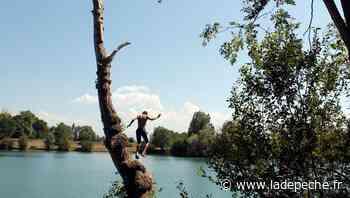 Près de Tarbes, les baigneurs se réfugient dans les lacs pourtant interdits - LaDepeche.fr