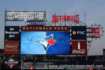 Blue Jays manager Montoyo says weekend series against Phillies is postponed - Stettler Independent