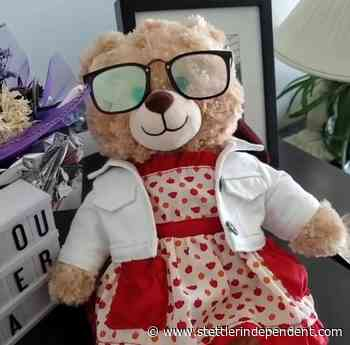 Vancouver resident finds lost teddy bear containing her mother's voice recording - Stettler Independent