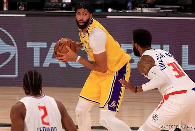 Recap: Anthony Davis Leads Lakers To Win Over Clippers In First Seeding Game