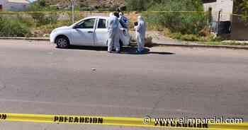 Hallan dos cuerpos sin vida al interior de automóvil en Caborca - ELIMPARCIAL.COM