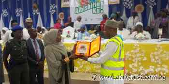 Bauchi gov's wife distributes food supplements to pregnant women, children - Daily Trust