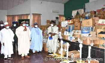 Bauchi indigenes in UK donate over 256 medical equipment, consumables to state govt - National Accord